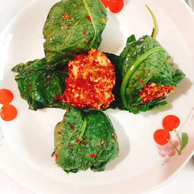 菜叶包腐乳 1坛约3~4斤
