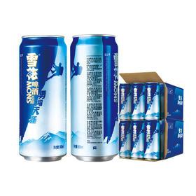 雪花啤酒 500ml12听 勇闯天涯