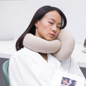 未行旅行 棒棒糖颈枕 Lollipop旅行靠枕 男女便携乳胶护颈枕