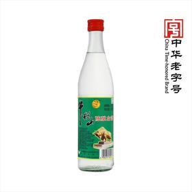 42度牛栏山陈酿500ml 二锅头白酒白牛 浓香型白酒