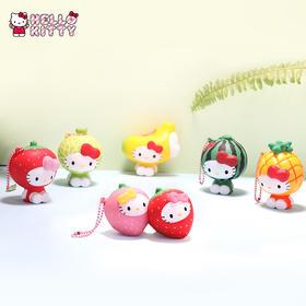 可爱减压泄愤捏捏玩具A款水果系列挂饰盲盒