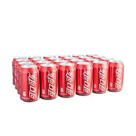 可口可乐 330ml24罐箱 整箱装 可口可乐出品