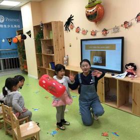 限量特别福利!0元带娃一起免费学英语~培生少儿英语带你一起在玩乐中学轻松学英语~