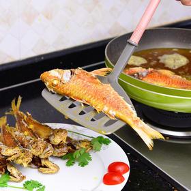 日本进口 不粘锅专业鱼铲 1个