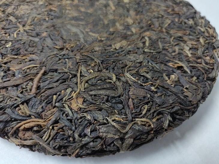 2004年大益改制前。最牛,最经典的一款茶叶!!-中国制茶大师郭少华