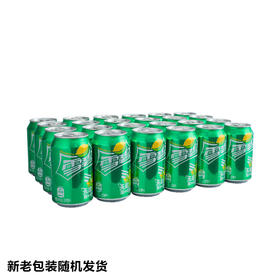 雪碧汽水 330ml24 罐箱 整箱装 可口可乐出品