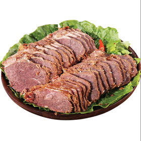【陕西秦川牛肉300g/袋】| 舌尖上的美味,块大味美,鲜嫩可口