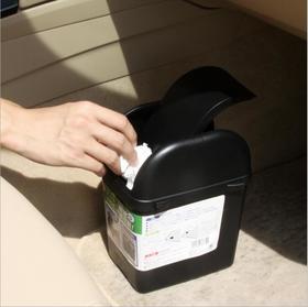 日本原装进口 车载迷你垃圾桶 1个