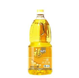 福临门1.8l升大豆油500g