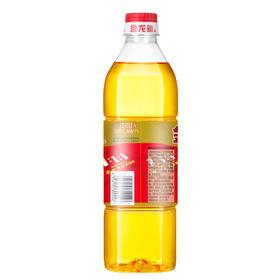金龙鱼黄金比例食用油调和油900ml瓶豆油菜籽油花生油小瓶装