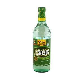 宝鼎天鱼上海白醋 (6度)500ml新老包装交替中