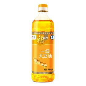 福临门一级大豆油900mL 小瓶食用油 营养好吸收