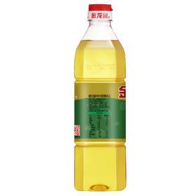 金龙鱼精炼一级大豆油900ml瓶小瓶装食用油炸油饼炒菜烧烤油豆油