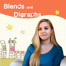 Blends and Digraphs(自然拼读辅音组合和复合辅音)