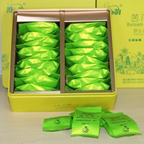 「澄迈」苦瓜茶1盒-澄迈惠民果菜产销专业合作社的扶贫苦瓜茶(支持全国配送,偏远地区除外)