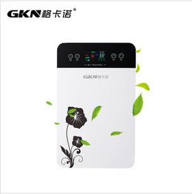 【积分兑换商品】格卡诺 负离子除甲醛除尘除烟卧室除菌家用空气净化器GKN-KJ-FP