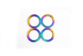 钛合金中心圈(4个)