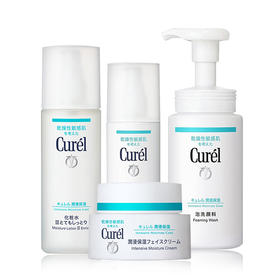 日本Curel珂润润侵控油保湿爽肤水 / 乳液 / 面霜