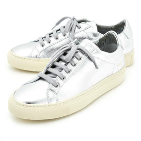 COMMON PROJECTS   银色板鞋