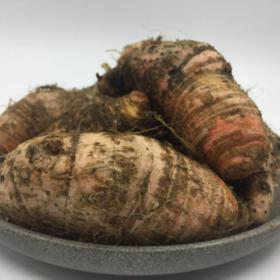 「海口」芋头/5斤-永兴贫困户洪春红的岩味小芋头