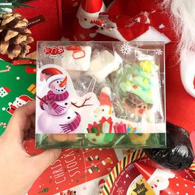 香港卡力多圣诞节棉花糖100g