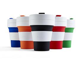 【高颜值火爆INS】STOJO可压缩口袋杯/ POCKET CUP  折叠设计 收纳自如