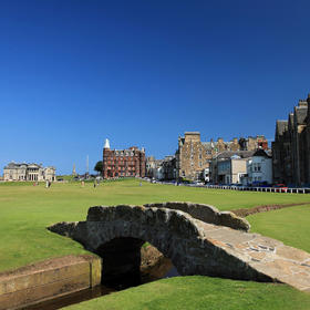 NO.8 圣安德鲁斯老球场 The Old Course at St. Andrews Links