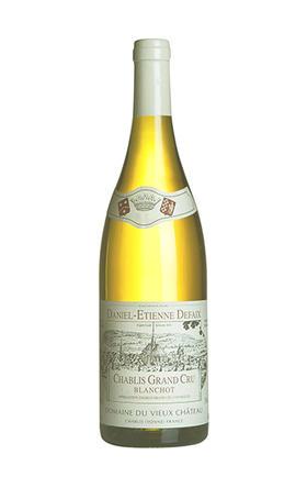 德菲庄园夏布利布兰萧干白葡萄酒2007/Domaine Daniel-Etienne Defaix Chablis Blanchot GC 2007