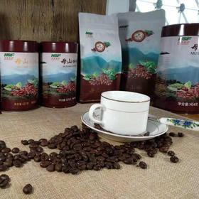 「海垦」母山咖啡系列/袋装、罐装-海垦大丰咖啡产业集团的扶贫母山咖啡(支持全国配送,偏远地区除外)