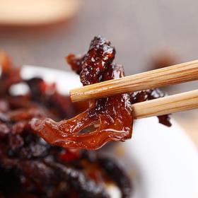 云南油鸡枞菌丨即食云南特产野味生吃小吃下饭菜拌面菌菇香辣酱