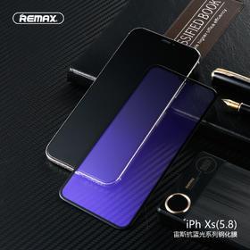 宙斯系列磨砂抗蓝光钢化膜线套装 For iPh X/XS (5.8'')/XR (6.1'')/XS Max (6.5'')