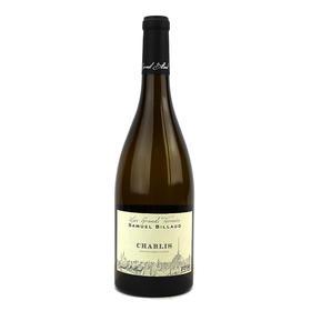 【秒杀】思梦露酒庄夏布利大风土园干白葡萄酒2015/Samuel Billaud Chablis Les Grands Terroirs 2015