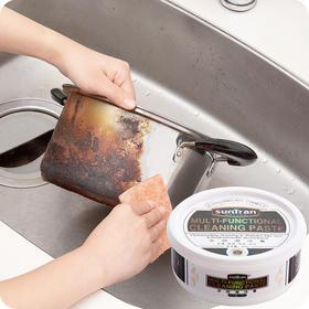 【一抹即净 多效清洁】多效去污膏清洁膏,厨具不锈钢家居 300g   热卖