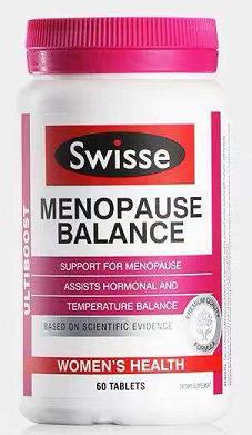 Swisse更年期平衡片