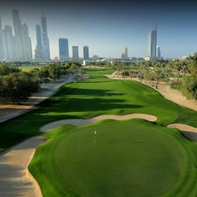 阿联酋高尔夫俱乐部—锦标赛场 Emirates golf club,The Majlis