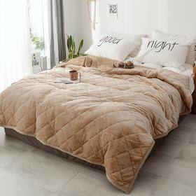 【防潮抗菌  恒温保暖 吸湿发热】毛毯加厚保暖吸湿发热盖毯法兰绒毯子午睡毯休闲毯