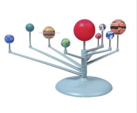 【粉丝拼团】八大行星模型益智拼装太阳系行星仪儿童科教DIY玩具套装