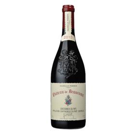 【闪购】博卡斯泰教皇新堡干红葡萄酒2015/Chateau Beaucastel Chateauneuf du Pape 2015