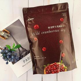 呼旅-野生蔓越莓干450g