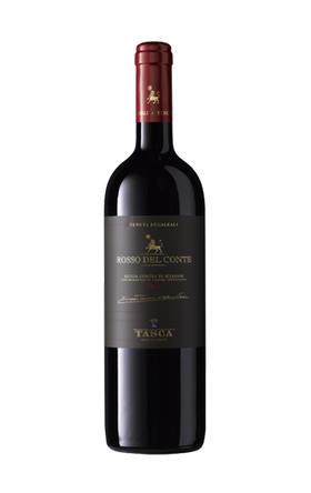 踏石集团雄狮之魂西西里干红葡萄酒2013/Tenuta Regaleali Rosso del Conte 2013