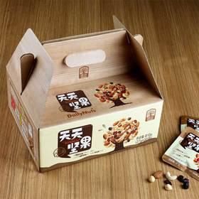 天天坚果礼盒 每日坚果炒货 坚果礼盒 混合坚果礼盒 (27g*30包)810g/盒