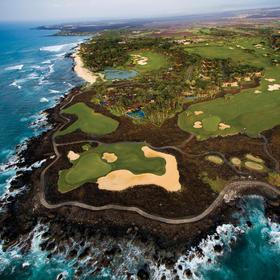 12月 | 2019 | 夏威夷顶级高尔夫巡礼 | 一往打尽 | 18天16晚11场球 | 一去必爽