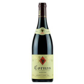 【闪购】玉旒庄园康那士干红葡萄酒2015/Domaine Auguste Clape Cornas 2015