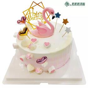 「火烈鸟」网红蛋糕