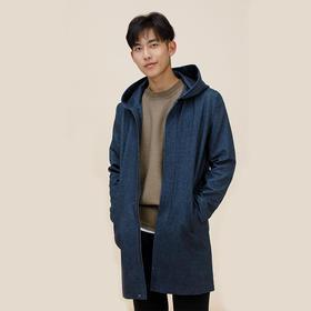 MONGRE · 高科技3D羽绒大衣,3D打印羽绒面料,保温蓄热又透气,面料轻便告别臃肿,3d羽绒服