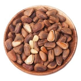 优选新品|长白山野生松子220克 天然原味手剥开口东北红松籽