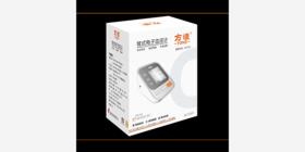 方迪臂式血压计AES-U131 智能加压、全程语音播报、心率不齐检测