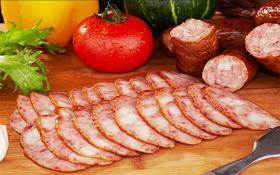 哈尔滨红肠丨纯手工制作果木熏制丨3根*2袋【严选X生鲜熟食】
