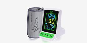 方迪臂式血压计AES-U151 液晶显示,自动关机、智能加压