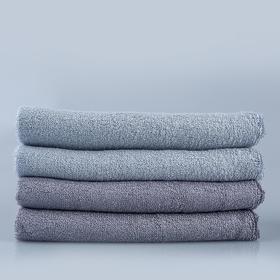 天然抗菌竹纤维毛巾(两条装)
